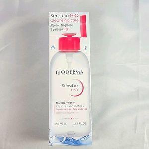 NIB Jumbo Bioderma sensibio H2O 850 ML/ 28.7 OZ
